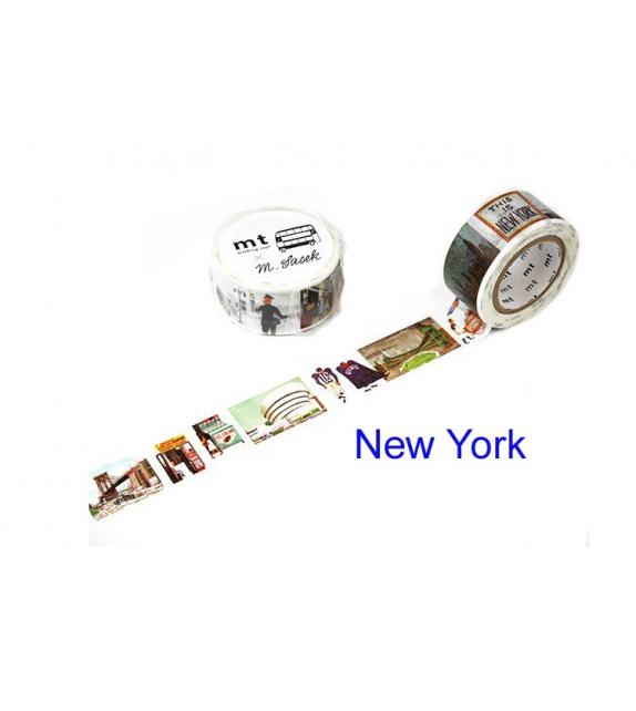Masking Tape mt Large - New-York by Miroslav Sasek