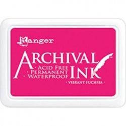 Encre Ranger Archival - Vibrant Fuchsia Rose