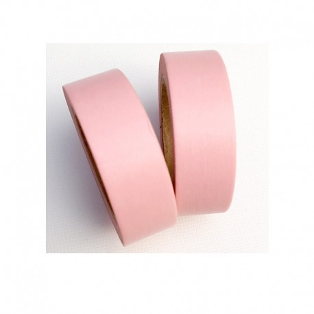 Masking tape uni - Rose Tendre