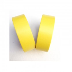 Masking tape uni - Jaune Soleil