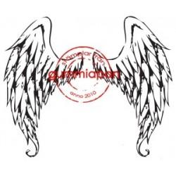 Tampon Gummiapan - Ailes d'ange