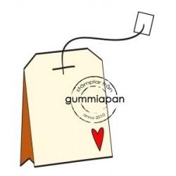 Tampon Gummiapan - Sachet de Thé