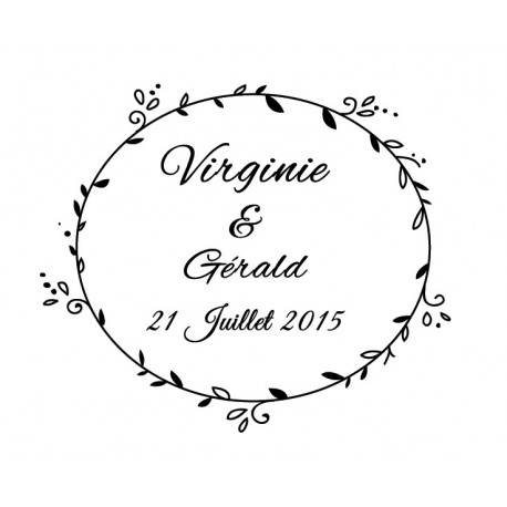 Tampon Mariage - 70 A
