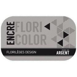 Encre Floricolor - Argent