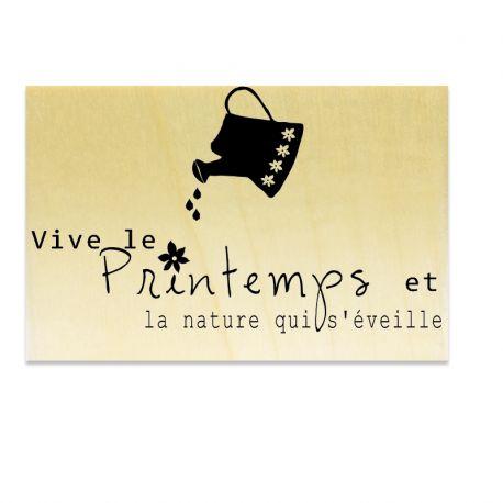 Vive le printemps - Scrapanescence - Collection 6