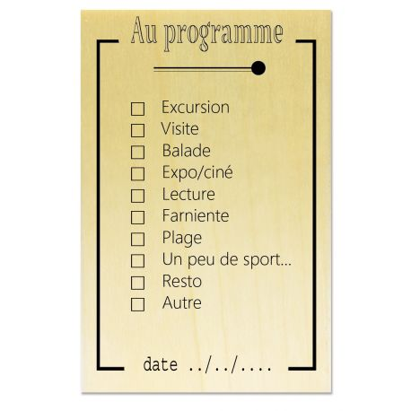 Scrapanescence - Collection 1 - Au programme