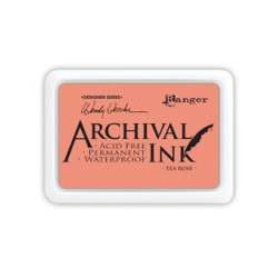 Encre Ranger Archival - Tea Rose