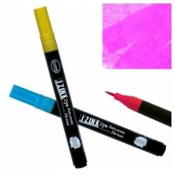 Feutre pinceau aquarellable Izink Dye - Rosée