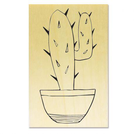 Tampon Cactus 02