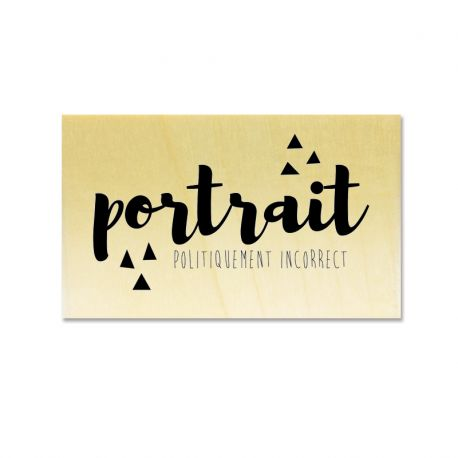 Gwen Scrap collection 1 - Portrait Politiquement Incorrect