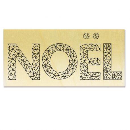 Rubber stamp - Gwen Scrap Collection 5 - NOEL origami