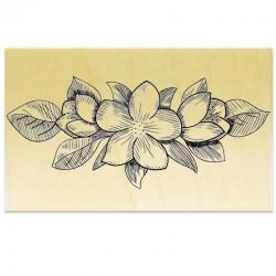 Tampon Collection Fleurs - Fleur C