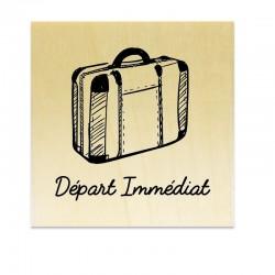 Tampon Collection Détente - Valise départ immédiat