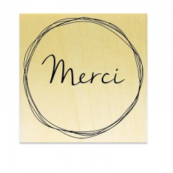 Tampon - Merci Cercles