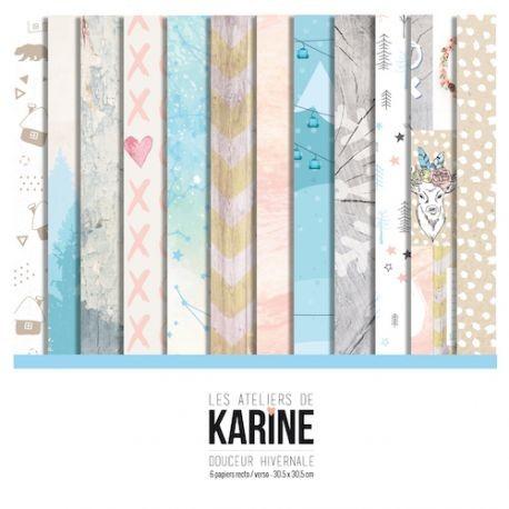 Les Ateliers de Karine - Collection Douceur Hivernale