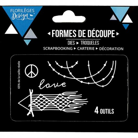 Die Florilèges Design - Peace and Love