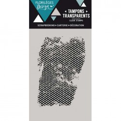 Tampon Clear Florilèges Design - Bouts de Texture