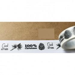 Masking Tape - 100% Noël