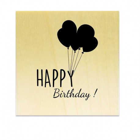 Happy Birthday Noeud Bougies
