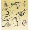 COLLECTION - Voyage et Découverte - Carte au Trésor