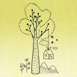COLLECTION - Bienvenue petit Ange - Cabane dans l'arbre