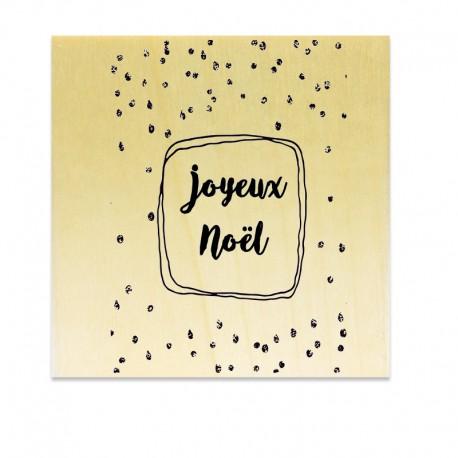 COLLECTION - Tendre Noël -Joyeux Noël Confetti