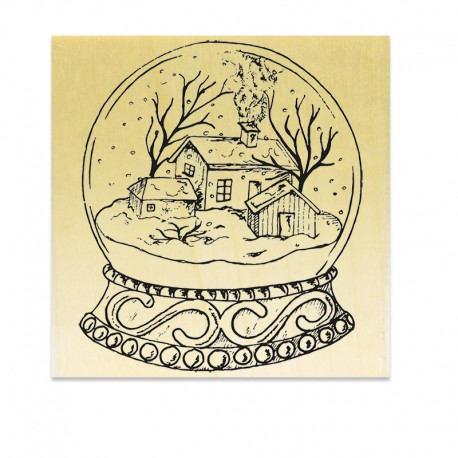 COLLECTION - Classic Christmas - Globe Chalet
