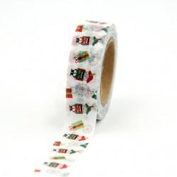 Masking Tape - Santa Claus