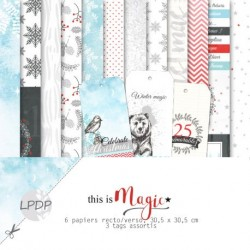 Collection This is Magic - Les Papiers de Pandore