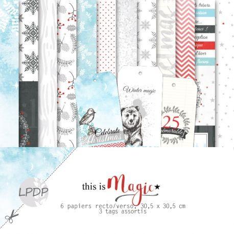 Collection This is Magic - Les Papiers de Pandore
