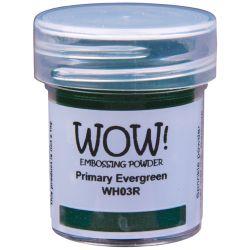 Poudre à embosser Wow - Evergreen - Vert foncé