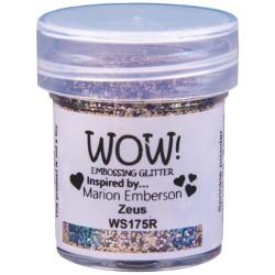 Poudre à embosser Wow - Zeus (paillettes)