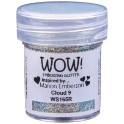 Poudre à embosser Wow - Cloud 9 (paillettes)