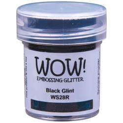 Poudre à embosser Wow - Black Glint