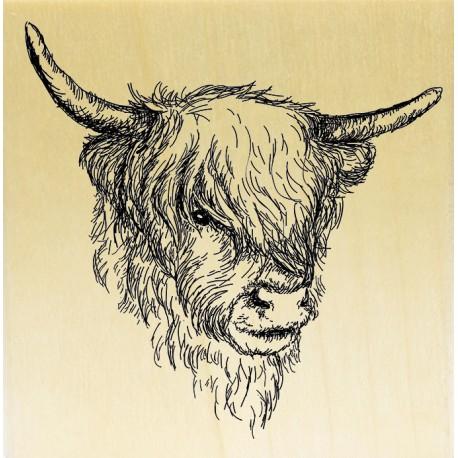 COLLECTION - Noël Rétro - Highlands Cow