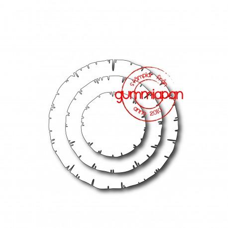 Die Gummiapan - 3 Cercles Vieillis