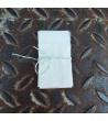 Sachets translucides XXS 45 x 60 mm (set de 10)