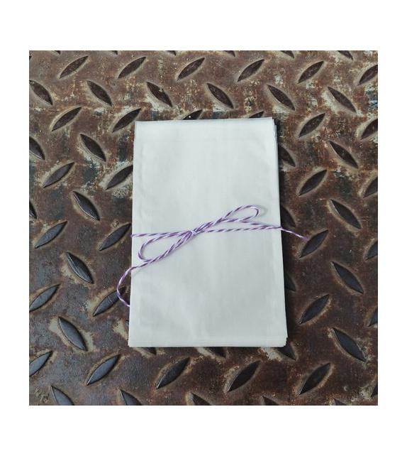 Glassine Paper Bags 85 x 132 mm (set of 10)