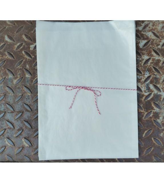 Glassine Paper Bags 125 x 230 mm (set of 10)