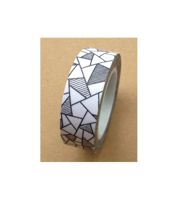 Masking tape - Mosaïques Grises